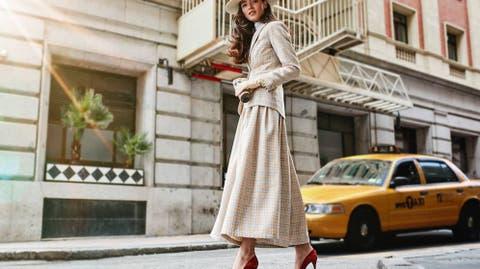 f166e50dd6 Bodas  ¿Invitada de otoño  Aquí tienes los vestidos triunfadores en ...
