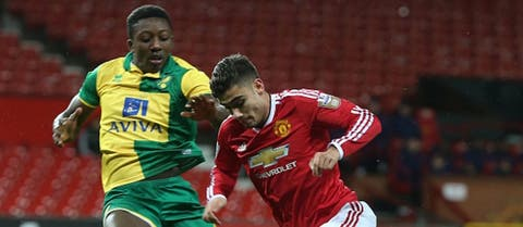 Confirmed XI: Manchester United U21s vs Man City