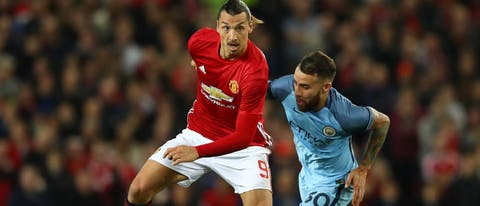 Mixed reactions on Zlatan Ibrahimovic's performance against Manchester City