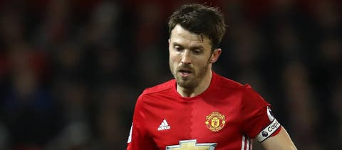 Michael Owen: Michael Carrick was offered the famous #7 Manchester United shirt