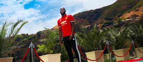 Rafael backs Romelu Lukaku to be a success at Manchester United next season