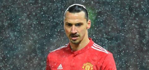 Manchester United won't re-sign Zlatan Ibrahimovic despite attacking depth