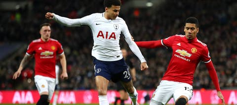 Manchester United vs Tottenham Hotspur: Potential XI with Lingard and Rashford making starts