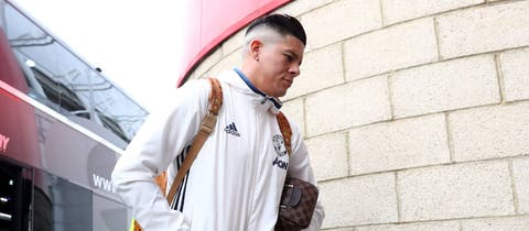 Marcos Rojo closing in on joining Everton this summer – report