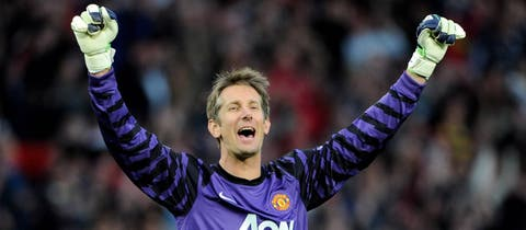 Edwin van der Sar insists he won't make return to Manchester United