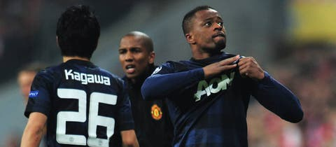 Patrice Evra: Manchester United made Crystal Palace look good