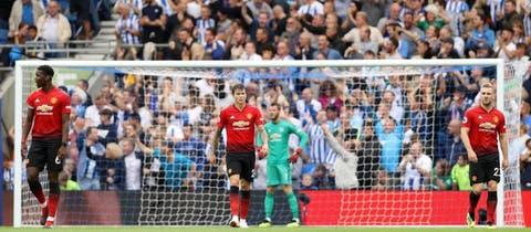 Paul Pogba: My attitude wasn't good enough in Brighton & Hove Albion defeat