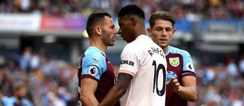 Video: Marcus Rashford looking sharp during England training