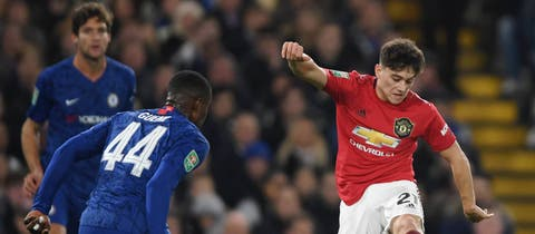Manchester United fans praise Daniel James' hard-working performance vs Burnley