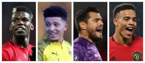 Jadon Sancho edges closer to Man United – the week reviewed