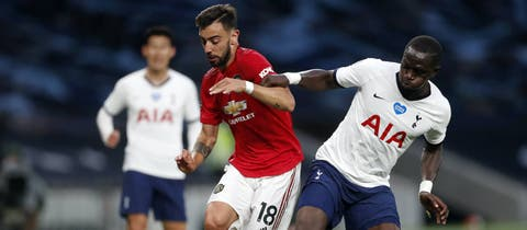 Bruno Fernandes puts on attacking show vs Tottenham Hotspurs