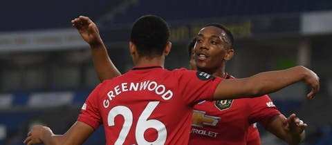 Patrice Evra laments weakness in Anthony Martial's game