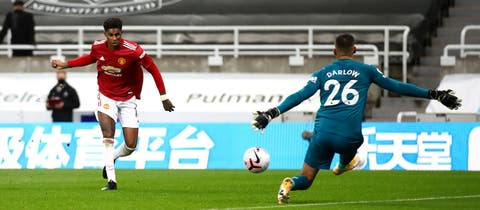 Manchester United fans react to Marcus Rashford's performance vs Newcastle United