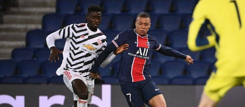 Axel Tuanzebe puts in man-of-the-match performance vs PSG