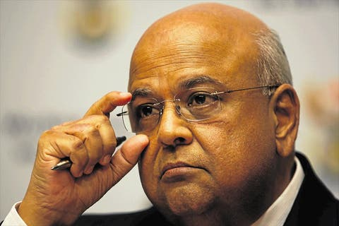 Gordhan To Meet With SAA's BRPS Within 48 Hours Amid Increasing Tensions