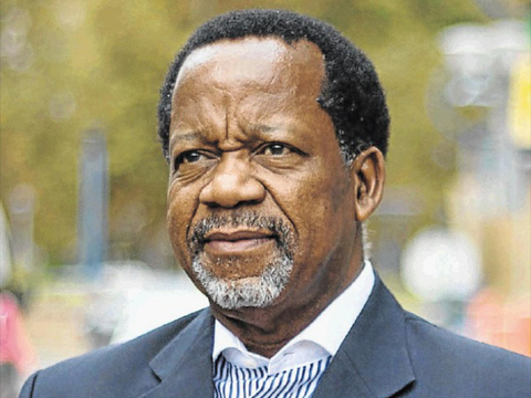 ACDP leader Rev Kenneth Meshoe and MP Steve Swart have Covid-19