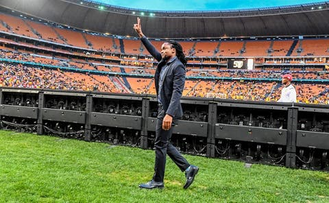 Siphiwe Tshabalala remembers the Soweto Derby where his mom died
