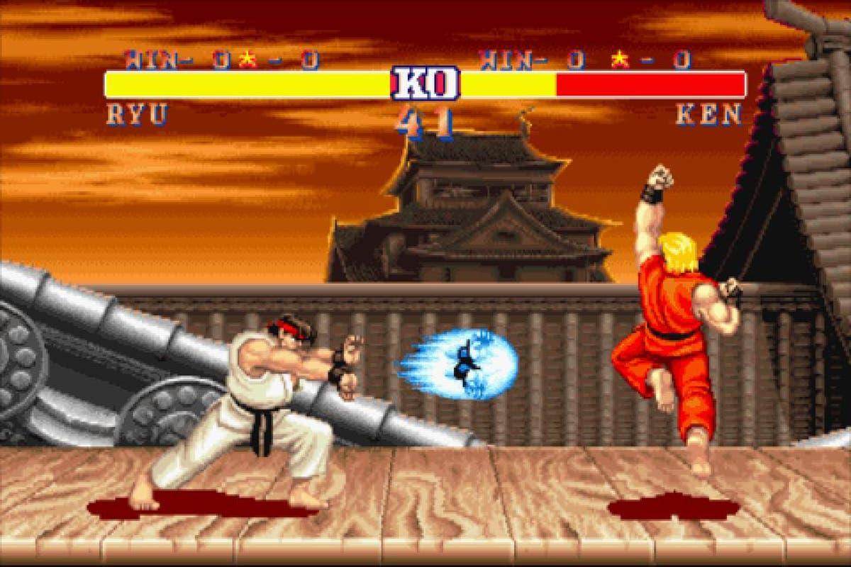 Lrm Street Fighter Ii Series In Development