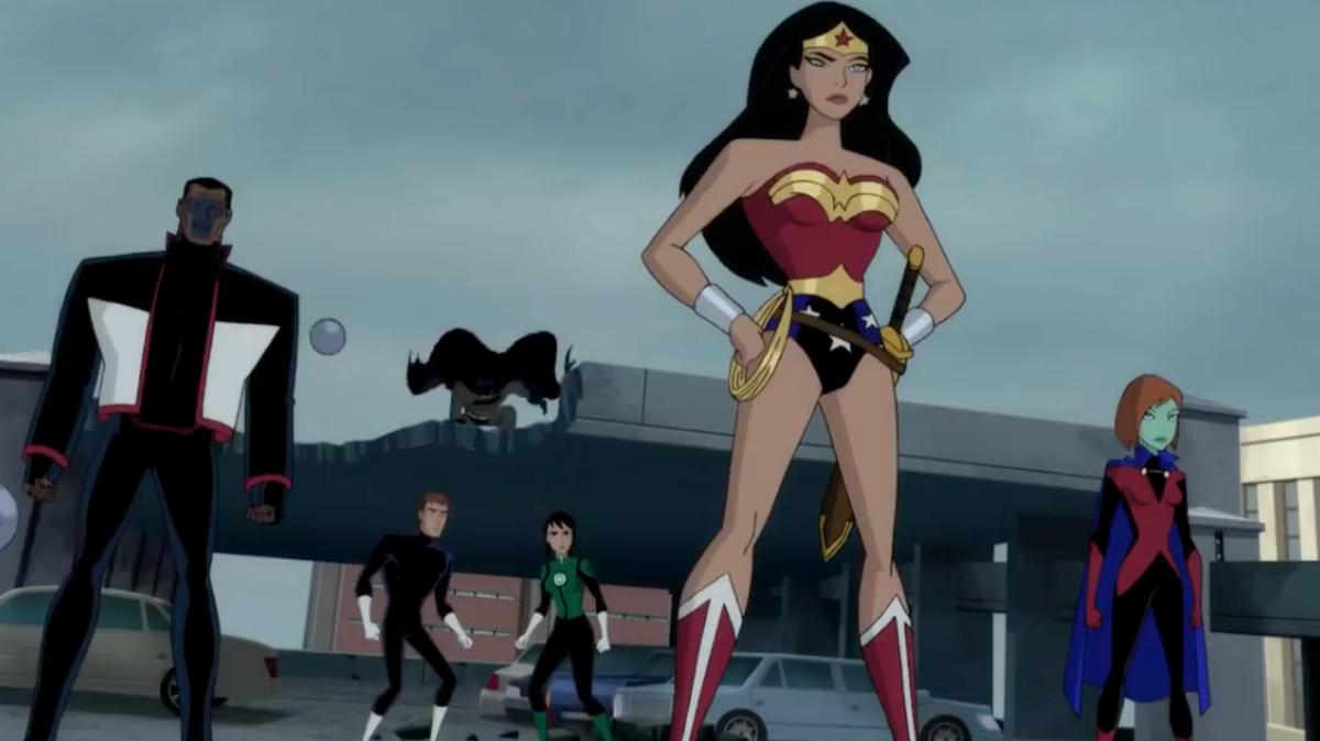 Wb Debuts Justice League Vs The Fatal Five Trailer Lrm