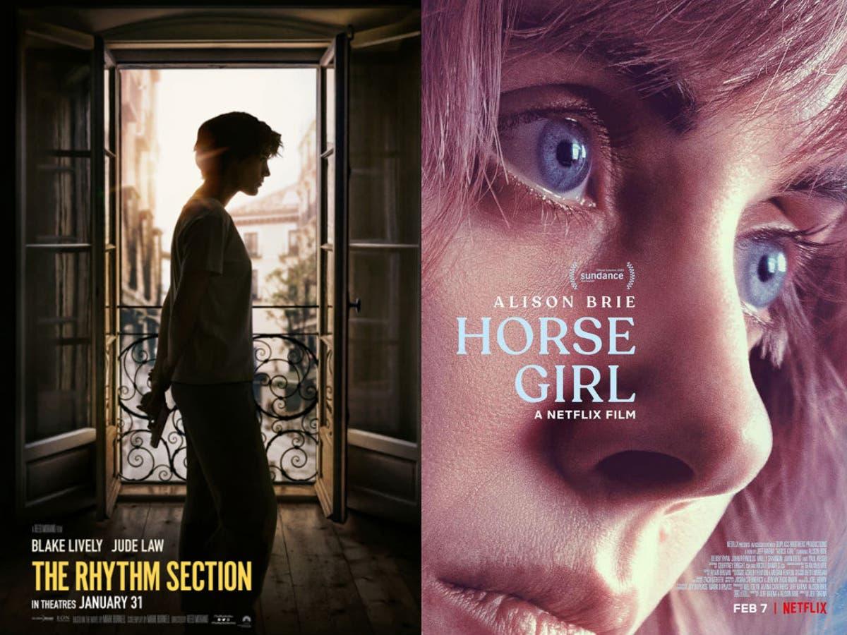 Lrm Trailer The Rhythm Section Horse Girl