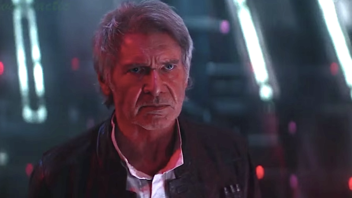 Lrm Harrison Ford On Coming Back For Star Wars The Rise Of Skywalker And Trusting J J Abrams