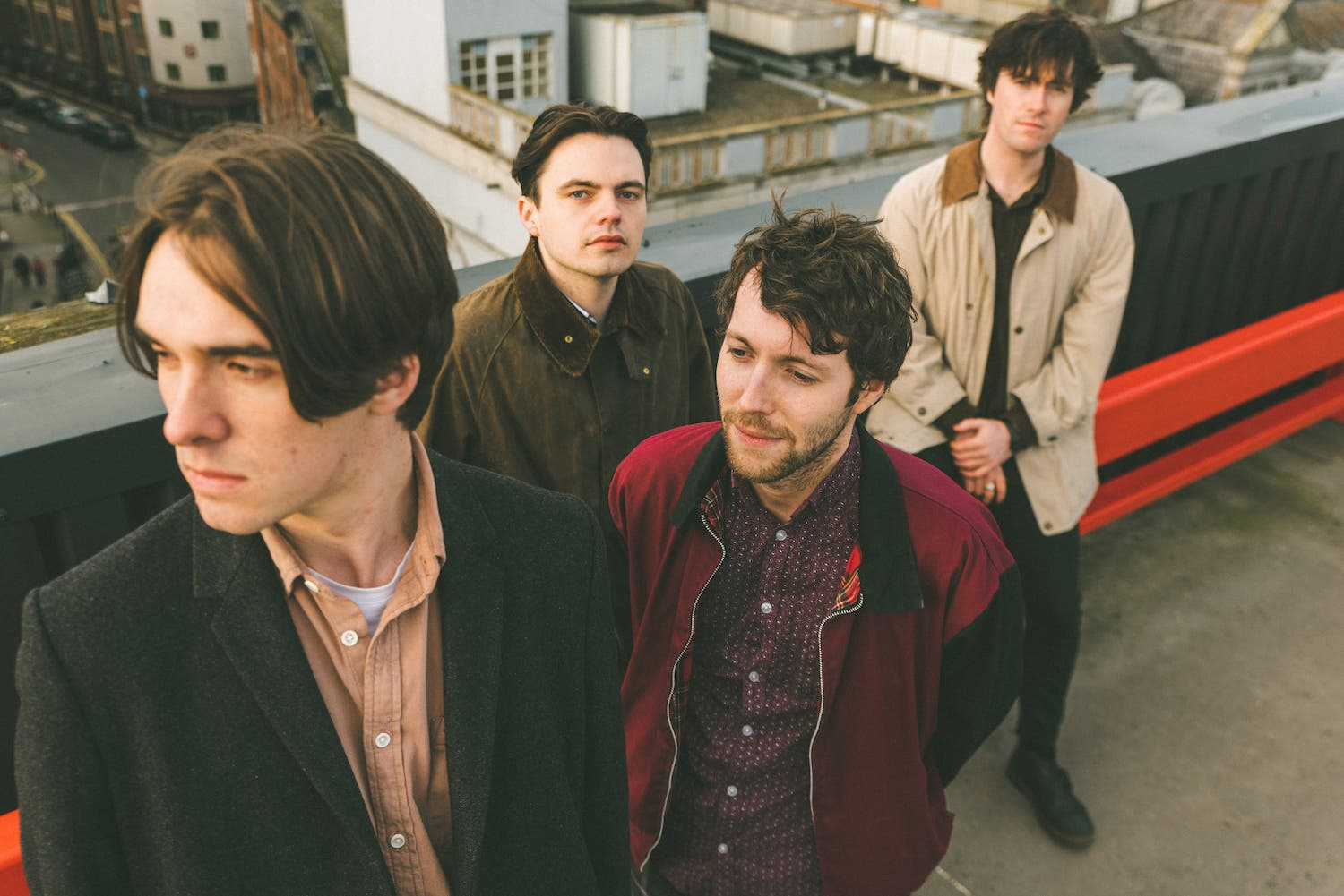 First Play: TV People get reflective on 'Nothing More' | Gigwise | Gigwise