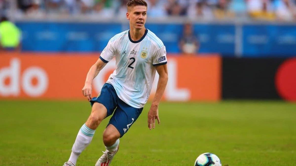 """Juan Foyth: """"Desábato es el mejor técnico del país"""" - TyC Sports"""