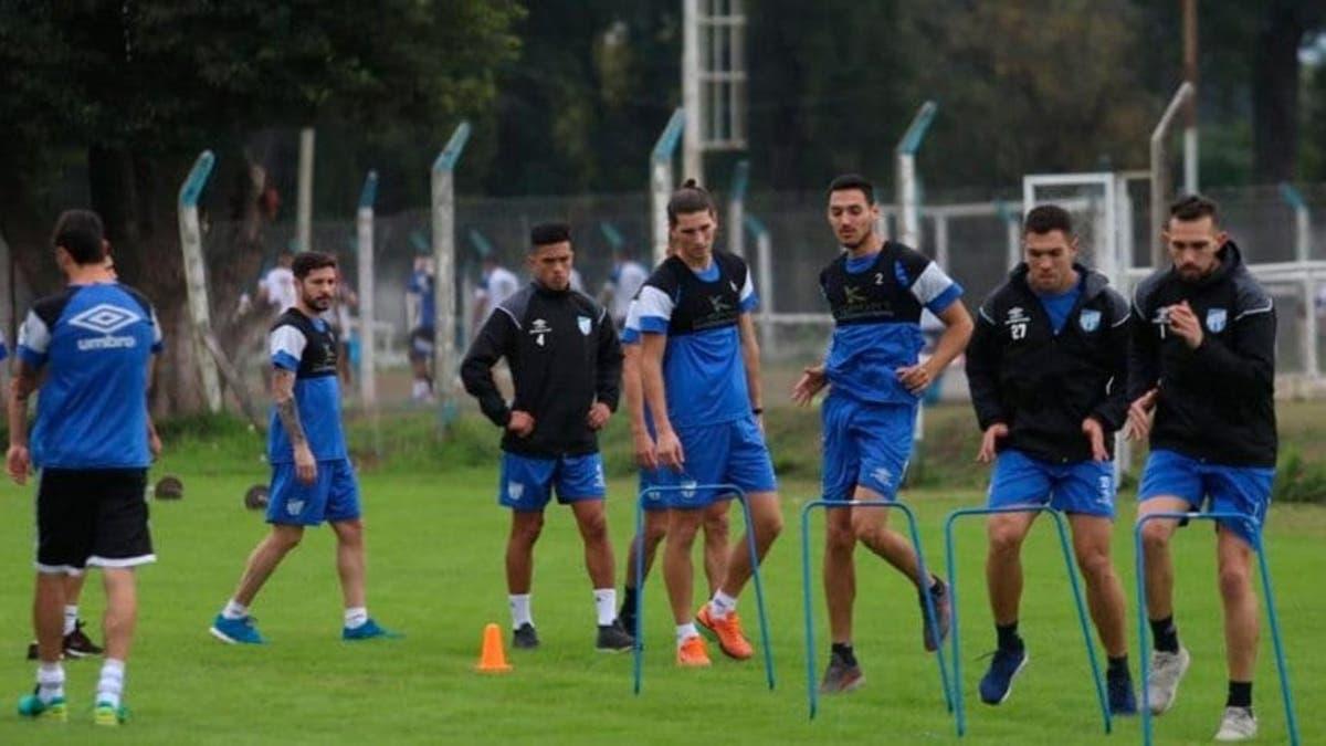 Atlético Tucumán vuelve a los entrenamientos - TyC Sports