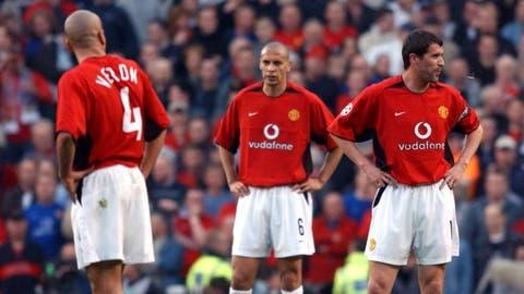 Ferdinand contó por qué Verón no triunfó en Manchester United ...