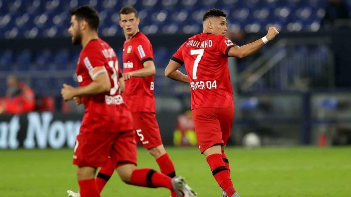 Empate a uno entre Schalke 04 y Leverkusen - TyC Sports