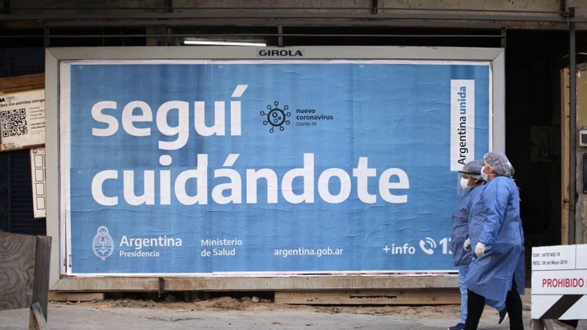 Coronavirus en Argentina: 42 muertes y 3.223 nuevos contagios ...