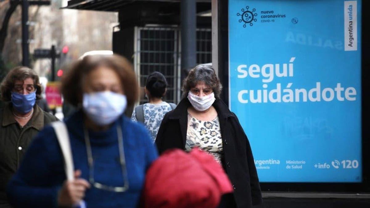 Coronavirus Argentina: El dato alentador de la Ciudad de Buenos ...