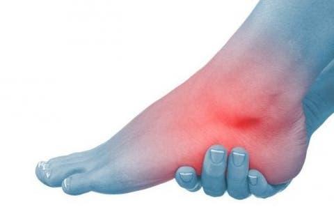 Sem inchaço nos tornozelos pés motivo e