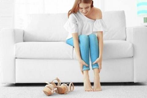 Aliviar nas uísque pernas cãibras rapidamente pode