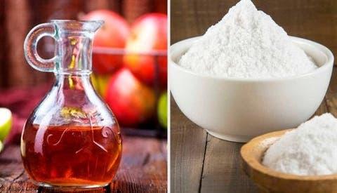 dieta con bicarbonato y vinagre de manzana