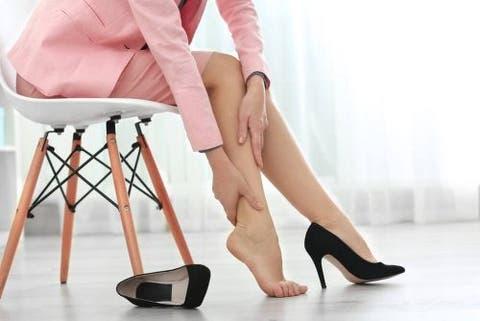 Inchadas dolorosas gravidez pernas no tratamento da