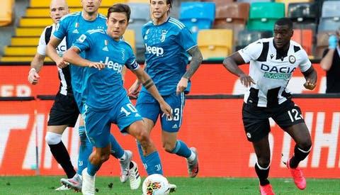 Juventus vs Udinese RESUMEN 2-1 YouTube resultados estadisticas ...