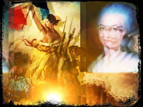 Las mujeres y la Revolución francesa