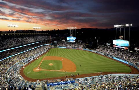 dodger stadium view 5 - Dodgers 2020 Promotional Schedule & Giveaways: Max Muncy, Vin Scully & 18 Bobblehead Dates, $1 Dodger Dog Nights, And More