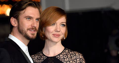 5 Things To Know About Dan Stevens And His Wife Susie Hariet