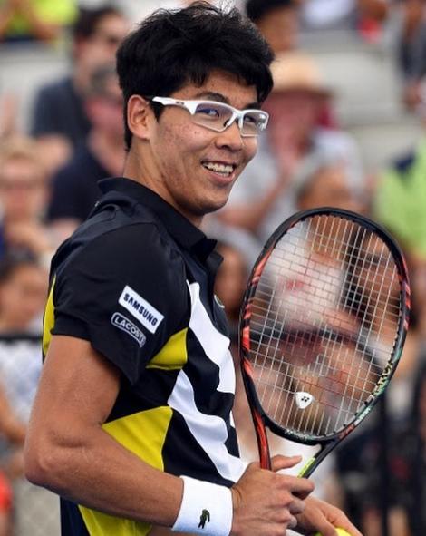 Hyeon Chung Wiki Net Worth Tennis Player Australian Open