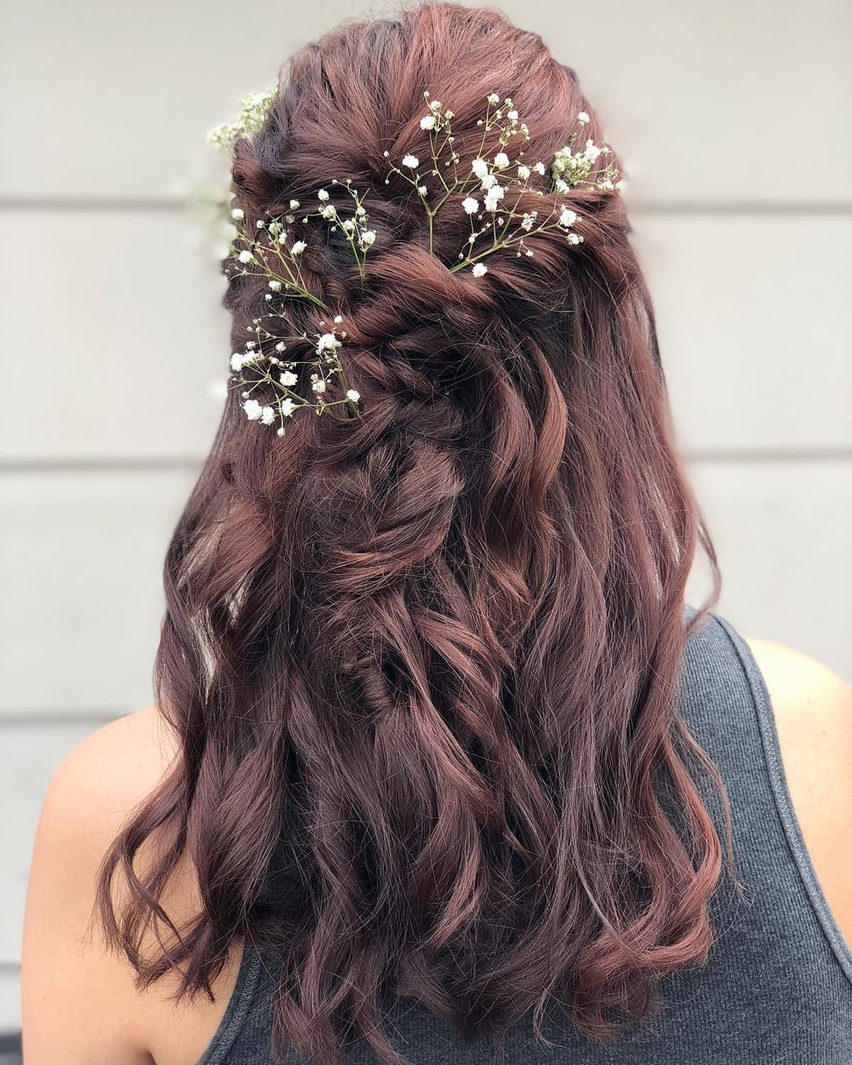 45 Beautiful Prom Hairstyles For long Hair