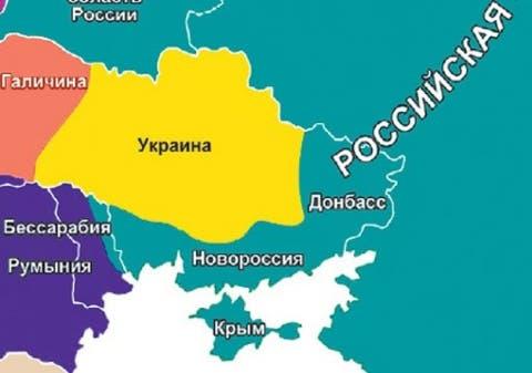 Harta Foreign Policy Transnistria Anexată La Rusia Iar Restul