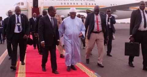 Mali political crisis: Five ECOWAS leaders in Bamako to mediate ...