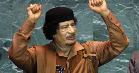 Speech Muammar Gaddafi At The 64th Un General Assembly In 2009 Africanews