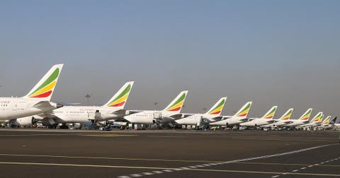 Kết quả hình ảnh cho Ethiopian Airlines' operations under challenging conditions images