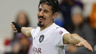 Algerian Baghdad Bounedjah is the Top Scorer in the Qatari League