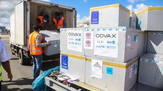 Madagascar receives its first batch of Covid-19 vaccines
