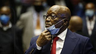 Jacob Zuma pleads not guilty to arms deal, corruption scandals