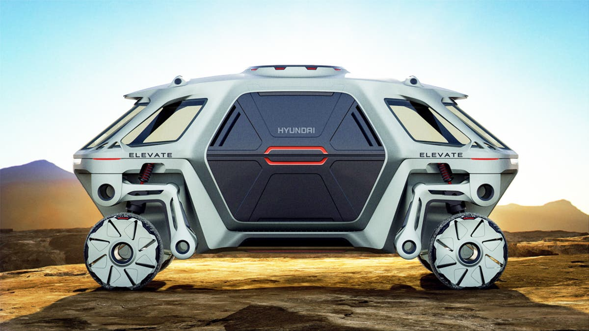 Hyundai's Walking Car Concept is a Highlight of CES 2019 - THISDAYLIVE